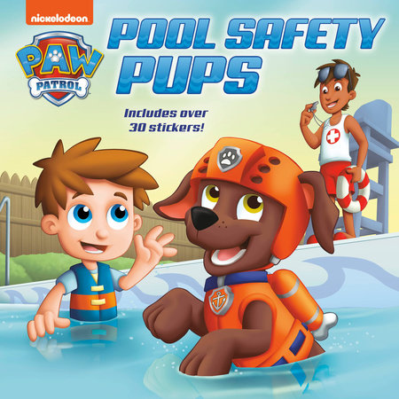 Pool Safety Pups (PAW Patrol) by Cara Stevens