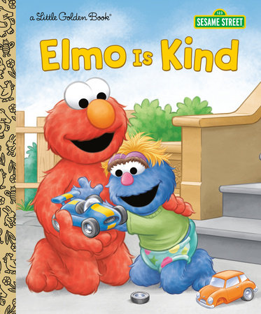 Elmo Is Kind (Sesame Street) by Jodie Shepherd