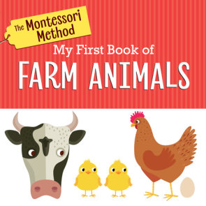The Montessori Method: My First Book of Farm Animals