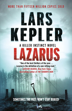 Lazarus by Lars Kepler