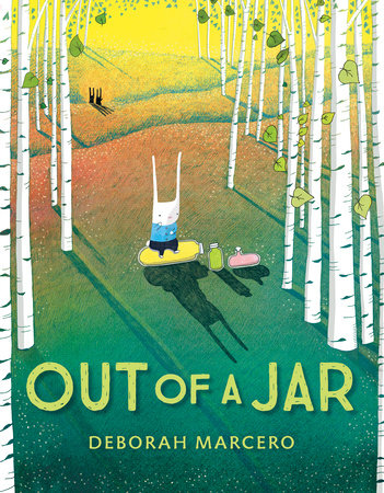 Out of a Jar by Deborah Marcero
