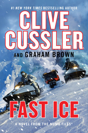 Untitled NUMA Novel 16 by Clive Cussler and Graham Brown