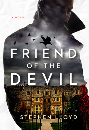 Friend of the Devil by Stephen Lloyd