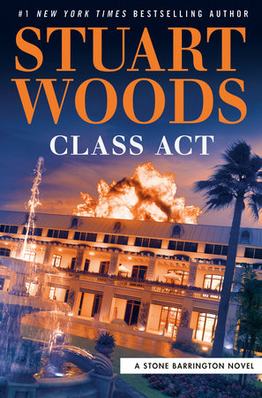 Class Act by Stuart Woods