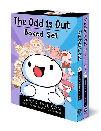 The Odd 1s Out: Boxed Set by James Rallison