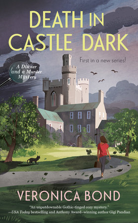 Death in Castle Dark by Veronica Bond