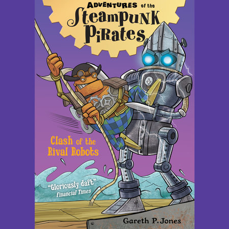 Clash of the Rival Robots by Gareth P. Jones