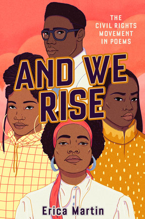 And We Rise by Erica Martin