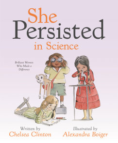 She Persisted in Science
