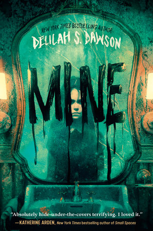 Mine by Delilah S. Dawson