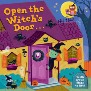 Open the Witch's Door