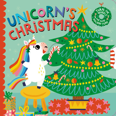 Unicorn's Christmas by Lucy Golden
