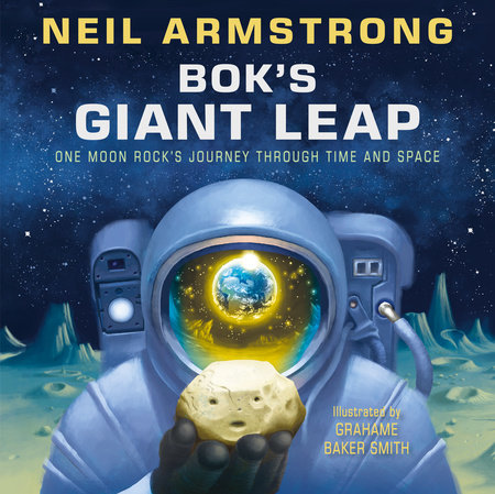 Bok's Giant Leap by Neil Armstrong