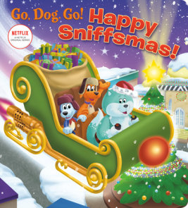 Happy Sniffsmas! (Netflix: Go, Dog. Go!)