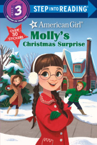 Molly's Christmas Surprise (American Girl)