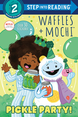 Pickle Party! (Waffles + Mochi) by Frank Berrios