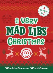 A Very Mad Libs Christmas