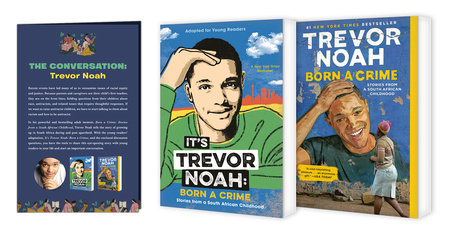 Trevor Noah: The Conversation Collection with Guide by Trevor Noah
