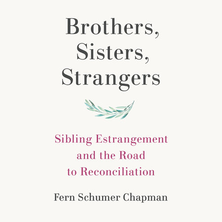 Brothers, Sisters, Strangers by Fern Schumer Chapman