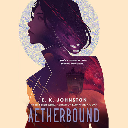 Aetherbound by E.K. Johnston