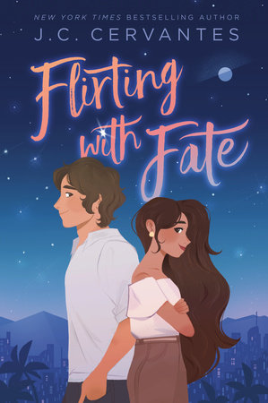 Flirting with Fate by J. C. Cervantes