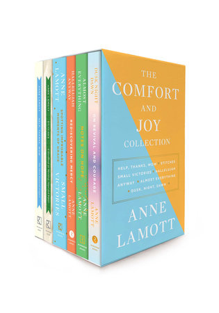 The Comfort and Joy Collection by Anne Lamott