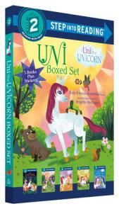 Uni the Unicorn Step into Reading Boxed Set
