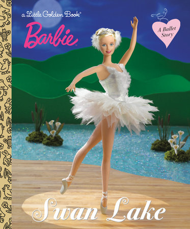 Barbie Swan Lake (Barbie) by Golden Books
