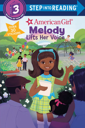 Melody Lifts Her Voice (American Girl) by Bria Alston