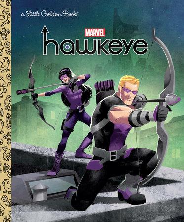 Hawkeye Little Golden Book (Marvel: Hawkeye) by Christy Webster