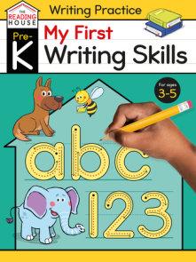 My First Writing Skills (Pre-K Writing Workbook)