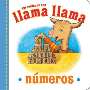 Llama Llama Numeros
