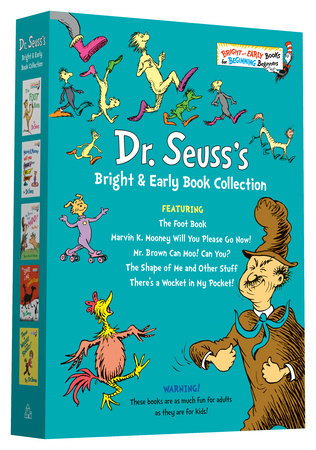 Dr. Seuss Bright & Early Book Collection by Dr. Seuss