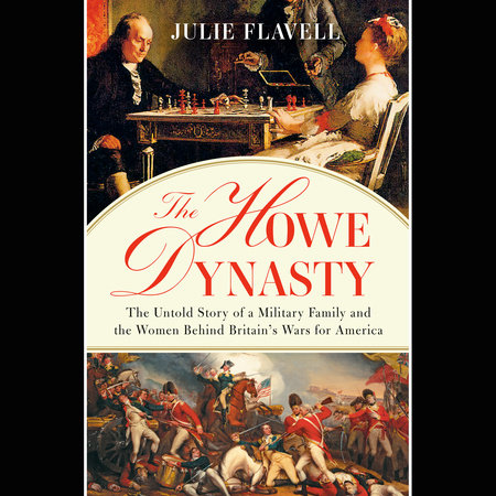 The Howe Dynasty by Julie Flavell