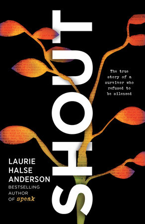 SHOUT by Laurie Halse Anderson