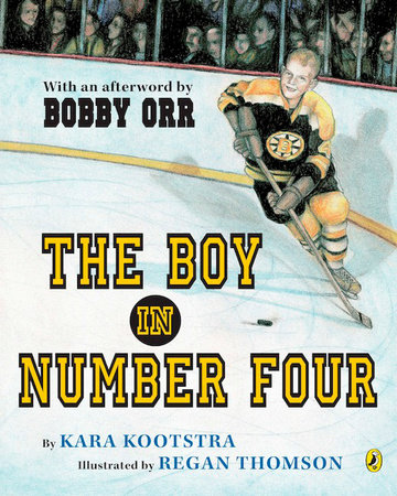 The Boy in Number Four by Kara Kootstra