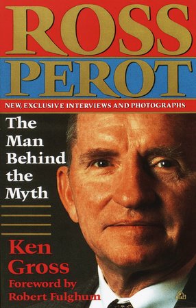 Ross Perot by Ken Gross