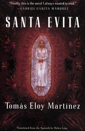 Santa Evita by Tomas Eloy Martinez