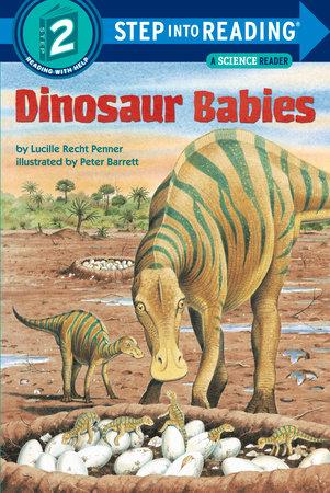 Dinosaur Babies by Lucille Recht Penner