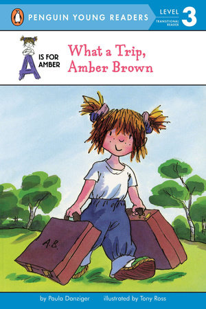 What a Trip, Amber Brown by Paula Danziger
