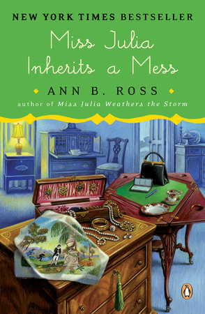 Miss Julia Inherits a Mess by Ann B. Ross