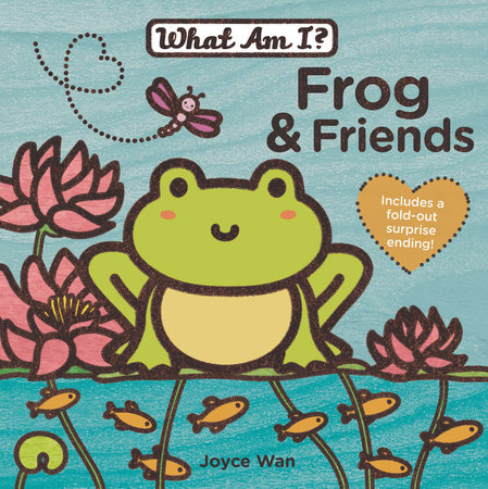 Frog & Friends by Joyce Wan