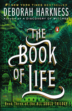 The Book of Life by Deborah Harkness | PenguinRandomHouse