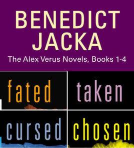 The Alex Verus Novels, Books 1-4