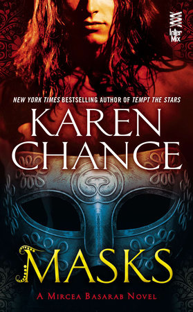 Masks by Karen Chance
