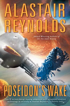 Poseidon's Wake by Alastair Reynolds