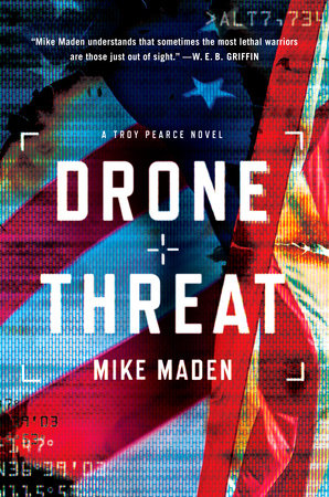 Drone Threat by Mike Maden