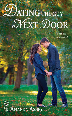 Dating the Guy Next Door by Amanda Ashby