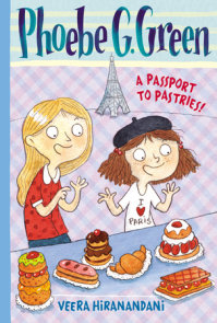 A Passport to Pastries! #3