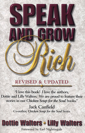Speak and Grow Rich by Dottie Walters and Lilly Walters